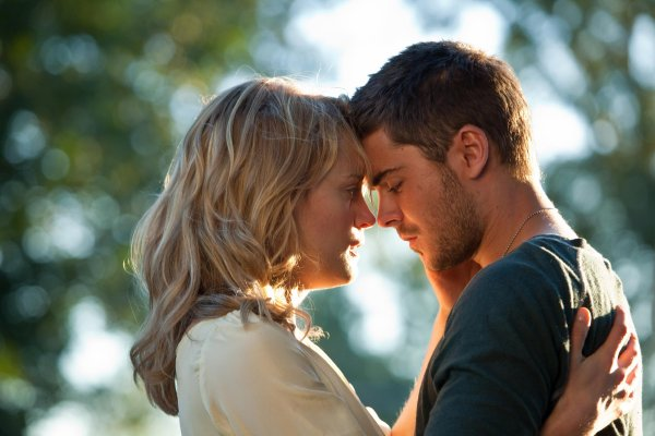 ★★★★☆ | The Lucky One