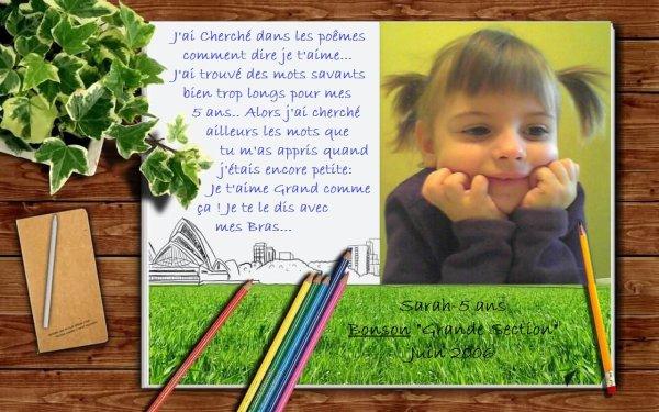 L'Amour C'est Grand Comme ça !!!!!