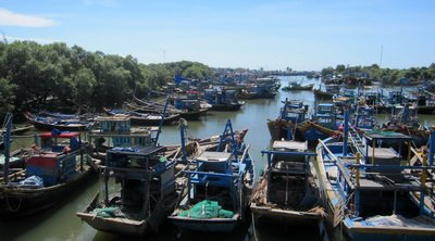 Phan Thiet fishing village