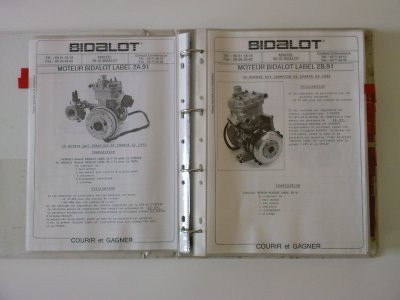 Catalogue bidalot 1991
