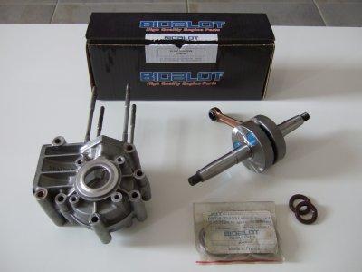 Bas moteur bidalot G3