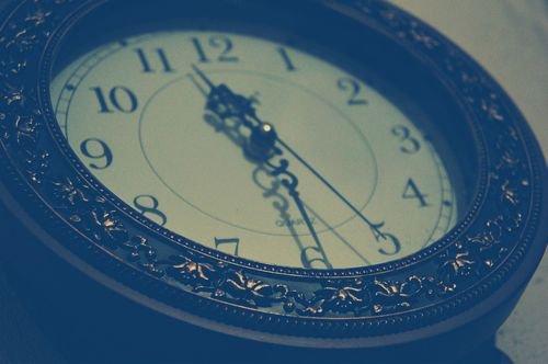 « Le temps n'a pas d'importance, seule la vie est importante »