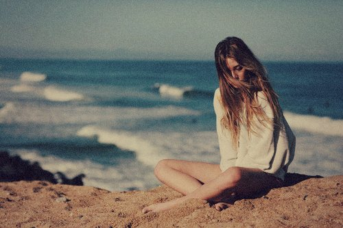 « No expectations, no disappointments. »