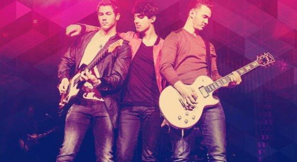 The Jonas Brothers : c'est malheureusement vraiment fini  ...