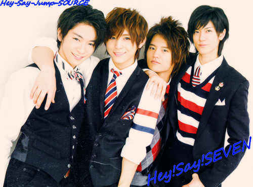 Biographie Hey!Say!7