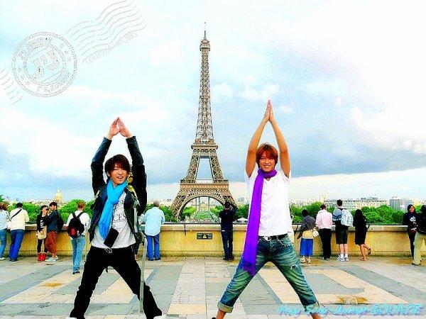 Voyage en FRANCE !!!!!