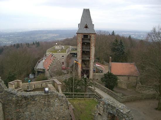 Château Frankenstein