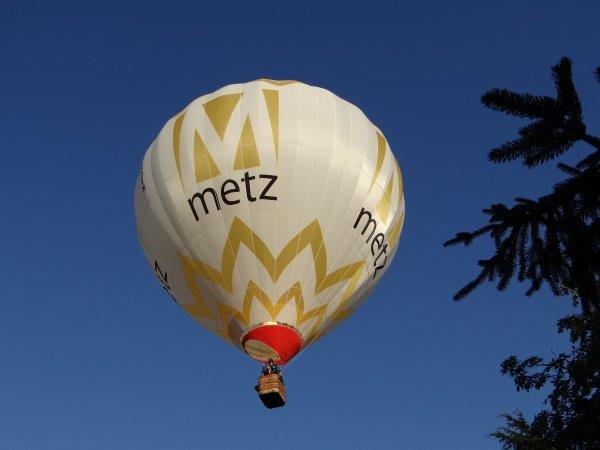 Les Montgolfiades 2012