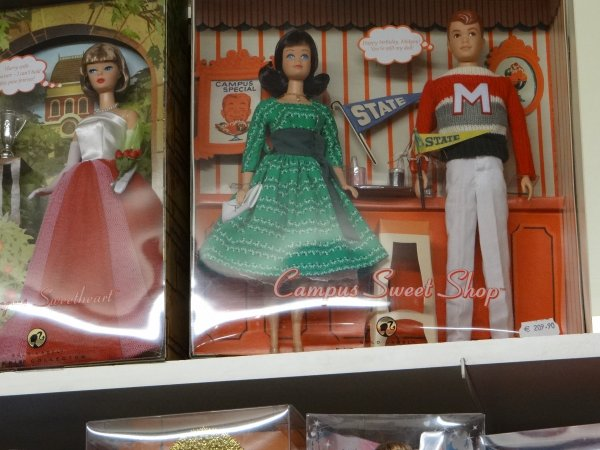 Vacances, Barbie
