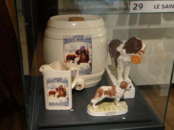 Vacances, musee du St Bernard