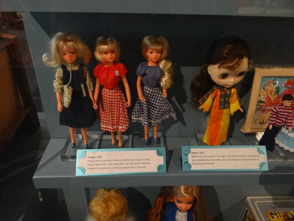 Londres, Victoria and Albert Museum of childhood