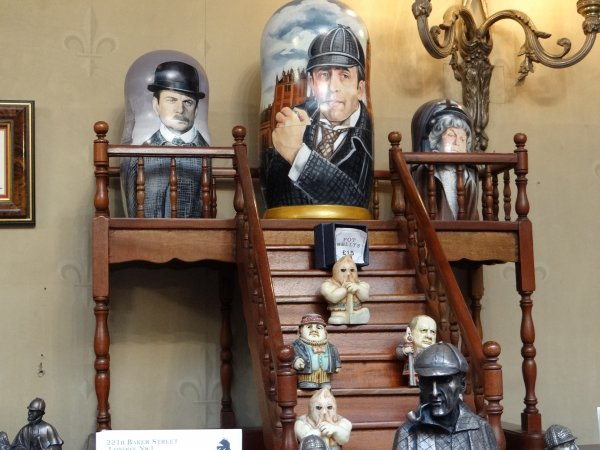 Londres, Sherlock Holmes