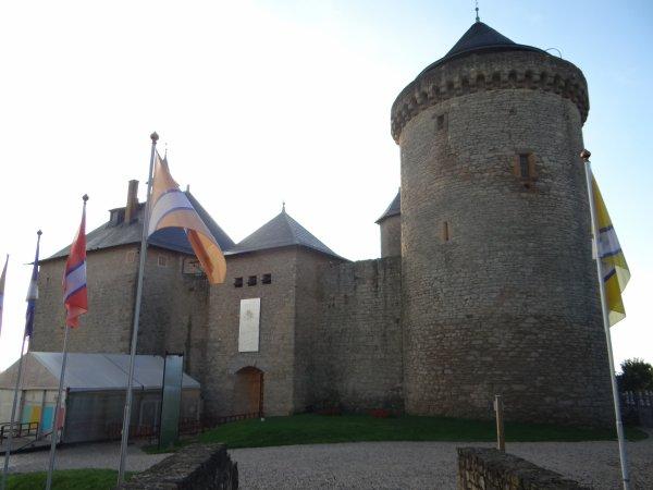 Expo chateau de Malbrouck