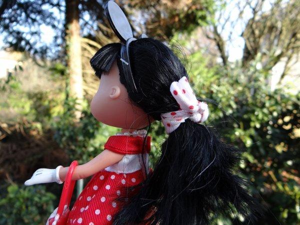 Minnie, Famosa