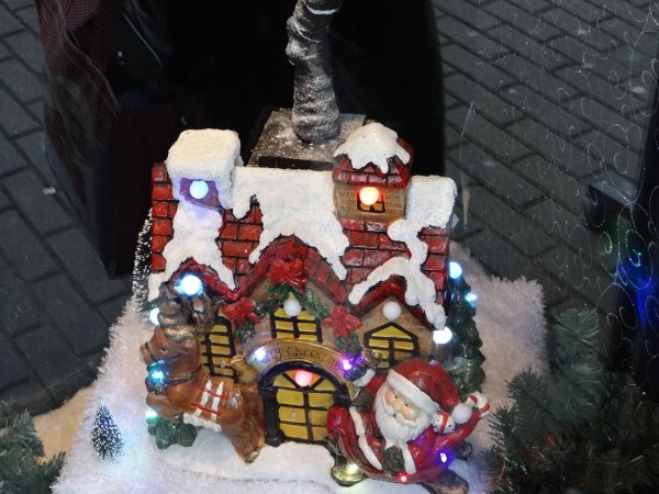 Amsterdam, deco de Noel