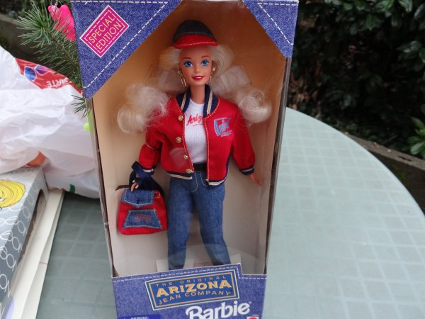 Barbie arizona