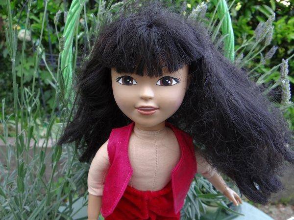 Kinra girl, Corolle