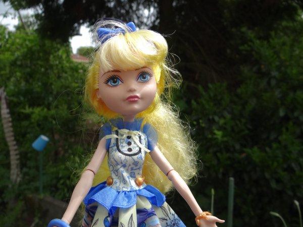 Mattel; Ever after High