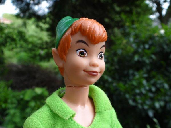 Peter Pan; Mattel