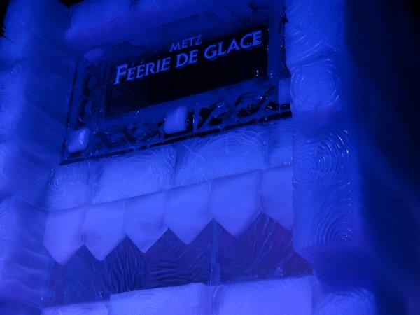 Metz feerie de glace