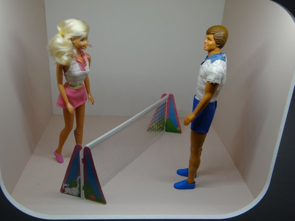Expo Barbie