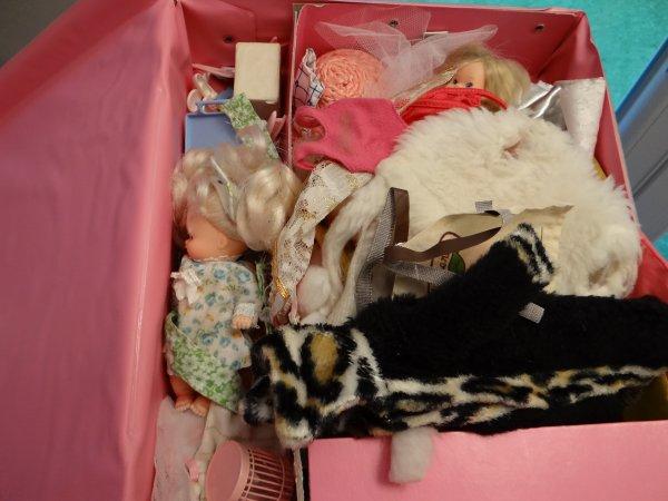Mallettes Barbie