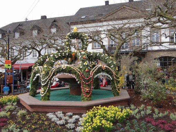 Marche de Paques St Wendel Allemagne
