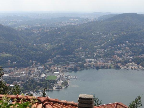 Italie, lac de Come
