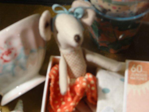 Nancy et la petite souris