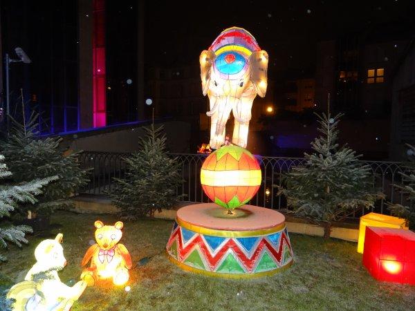 Noël à Metz 2017