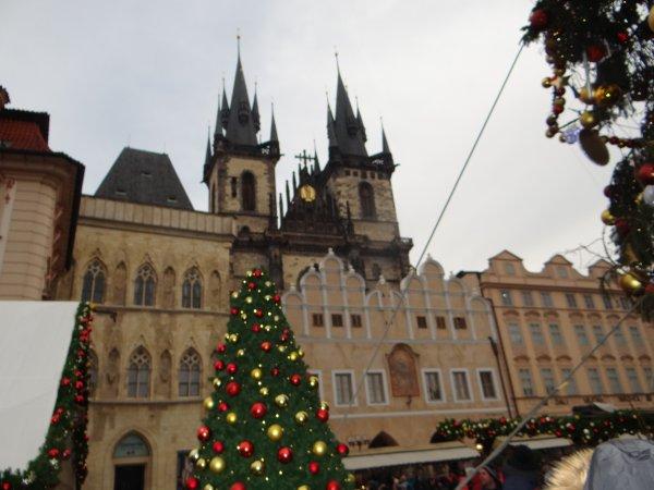 Noël à Prague 2017