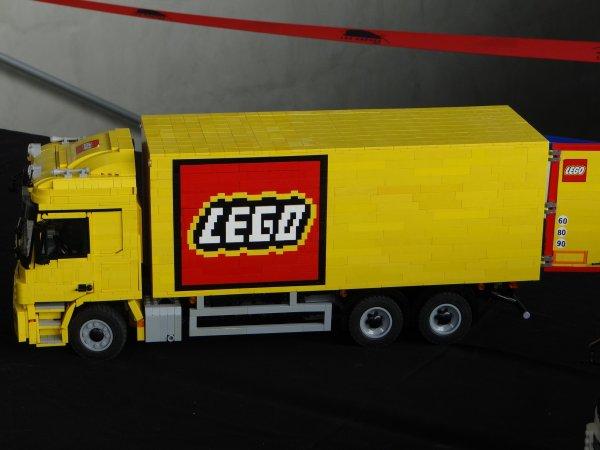 Expo Lego Metz 2018