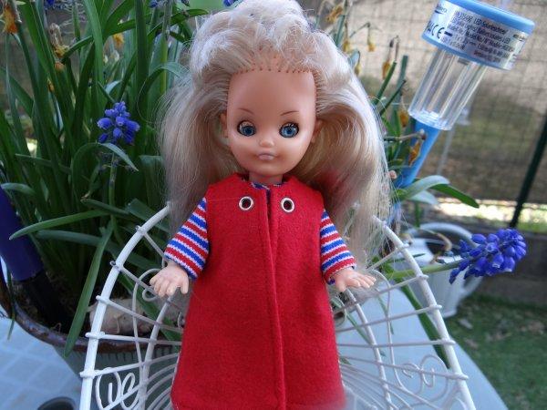Challenge Catherine poupées d enfance