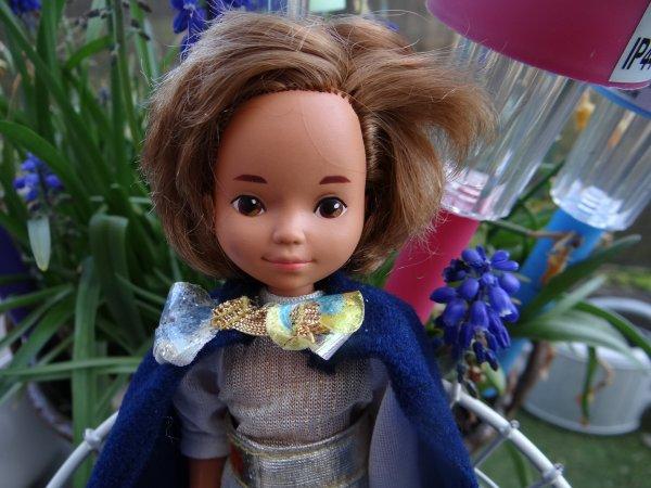 Dame Boucleline