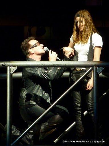 U2//360 TOUR//2010 ZURICH LETZIGRUND STADION 11 SEPTEMBRE 2010