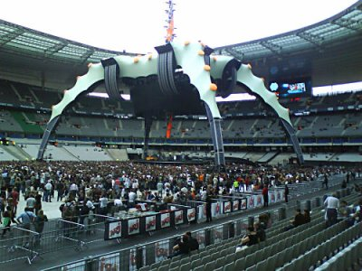 U2//360° TOUR//2010 PARIS STADE DE FRANCE 18 SEPTEMBRE 2010