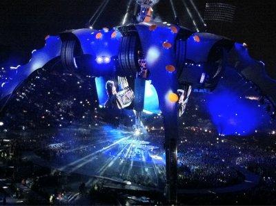 U2//360 TOUR//2010 MUNICH OLYMPIASTADION 15 SEPTEMBRE 2010