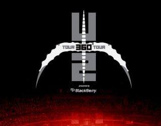 U2//MEXICO//2011