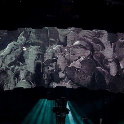 U2//360° TOUR//2010 BRUXELLES STADE DU ROI BAUDOUIN 23 SEPTEMBRE 2010