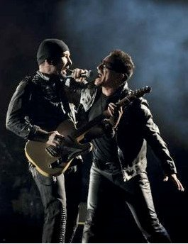 U2//360 TOUR//2010 SAN SEBASTIAN ESTADIO ANOETA 26 SEPTEMBRE 2010