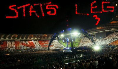 U2//360° TOUR//2010//LEG 3//EUROPE