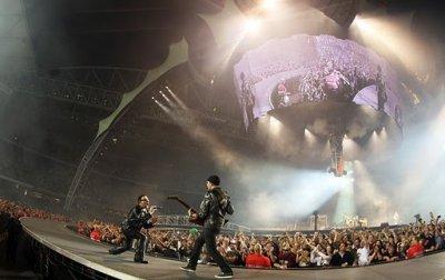 U2//360 TOUR//2010 MELBOURNE ETIHAD STADIUM 1 DECEMBRE 2010