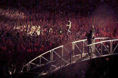 U2//360° TOUR//2010 BRISBANE SUNCORP STADIUM 8 DECEMBRE 2010