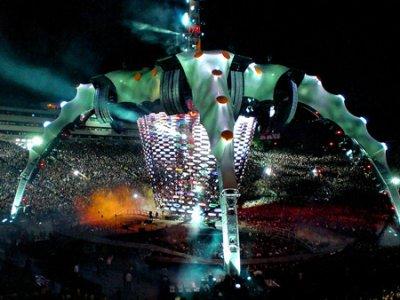 U2//360 TOUR//2010 PERTH SUBIACO OVAL 18 DECEMBRE 2010