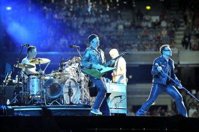 U2//360 TOUR//2010 PERTH SUBIACO OVAL 19 DECEMBRE 2010