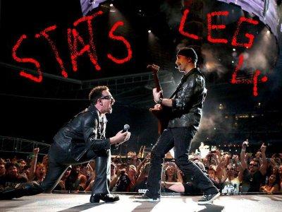U2//360° TOUR//2010//LEG 4//OCEANIE