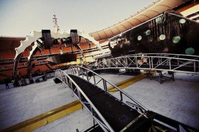 U2//360° TOUR//2011 JOHANNESBURG FNB STADIUM 13 FEVRIER 2011