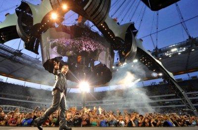 U2//360 TOUR//2011 LA PLATA ESTADIO CIUDAD DE LA PLATA 30 MARS 2011