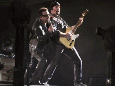 U2//360° TOUR//2011 SAO PAULO ESTADIO DO MORUMBI 9 AVRIL 2011