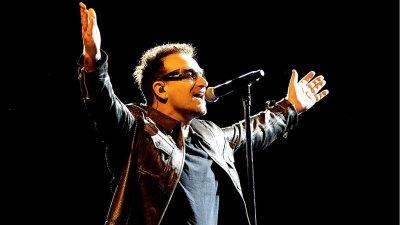 U2//360° TOUR//2011 SAO PAULO ESTADIO DO MORUMBI 13 AVRIL 2011